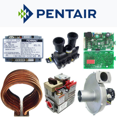 Pentair, Sta-Rite, MiniMax Heater Parts