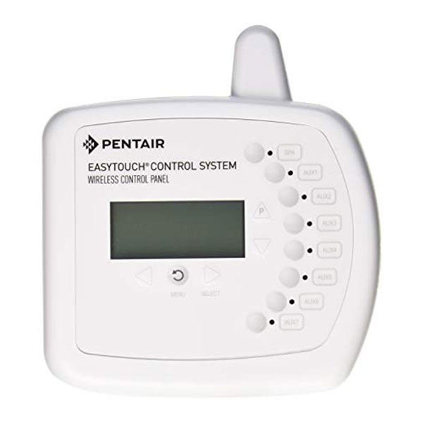 Pentair Wireless Remote 8 Aux Easytouch 520692 Free Shipping