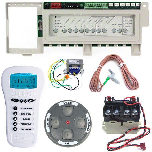 Pool & Spa Control Parts