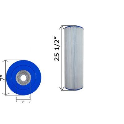 Quad Pack Cartridge Filter Hayward CX880XRE C-7488