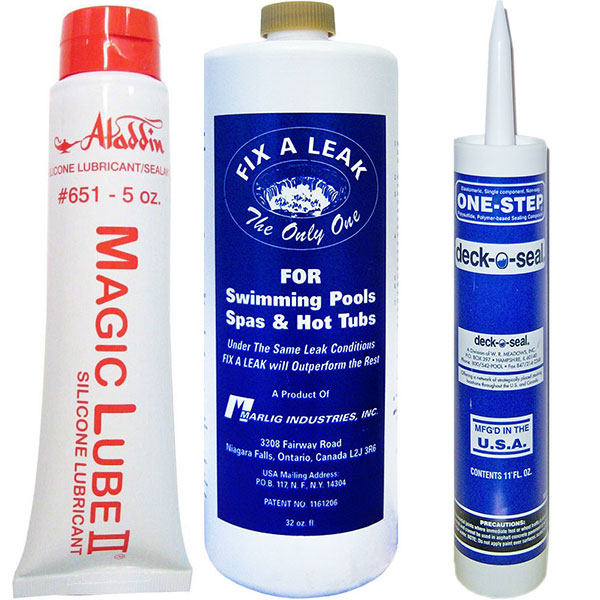 Leak & Tile Repair Products