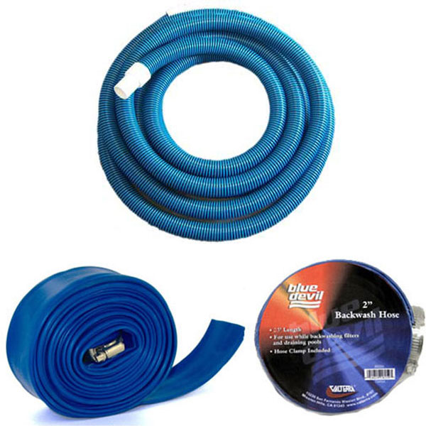 Vacuum & Backwash Hoses