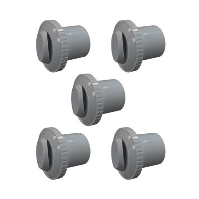 Waterway 1.5 in Sleeve Slotted Gr. Hydrostream Jet 400-1427A - 5 Pack