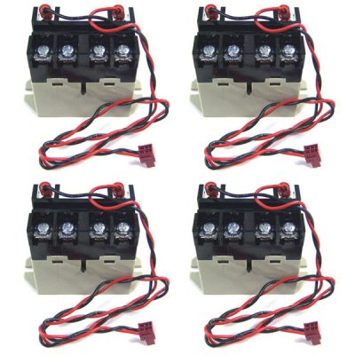 Zodiac Jandy Pool Automation Power Center 3HP Relay R0658100 - 2 Pack
